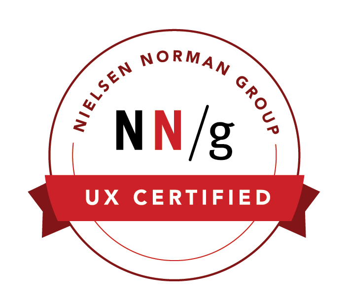 Mario Araque NNgroup UX Certified