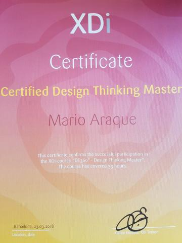 Design Thinkin Master XDi