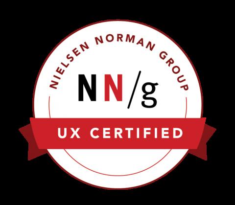 Mario Araque UXC Certified Nielsen Norman Group