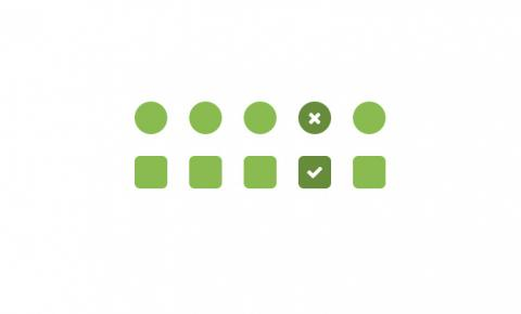 Pure HTML CSS checboxes | Mario Araque